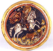 mosaic of St. George