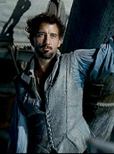 Clive Owen in a doublet